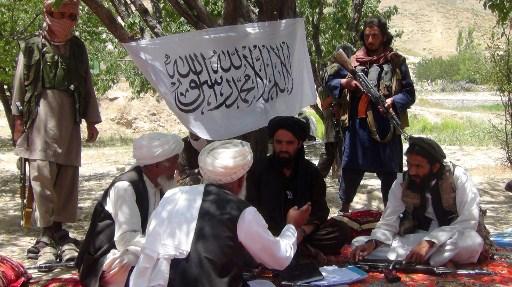इस समय जितनी जरूरत रूस को तालिबान की है उतनी ही तालिबान को भी उसकी है | फोटो : एएफपी