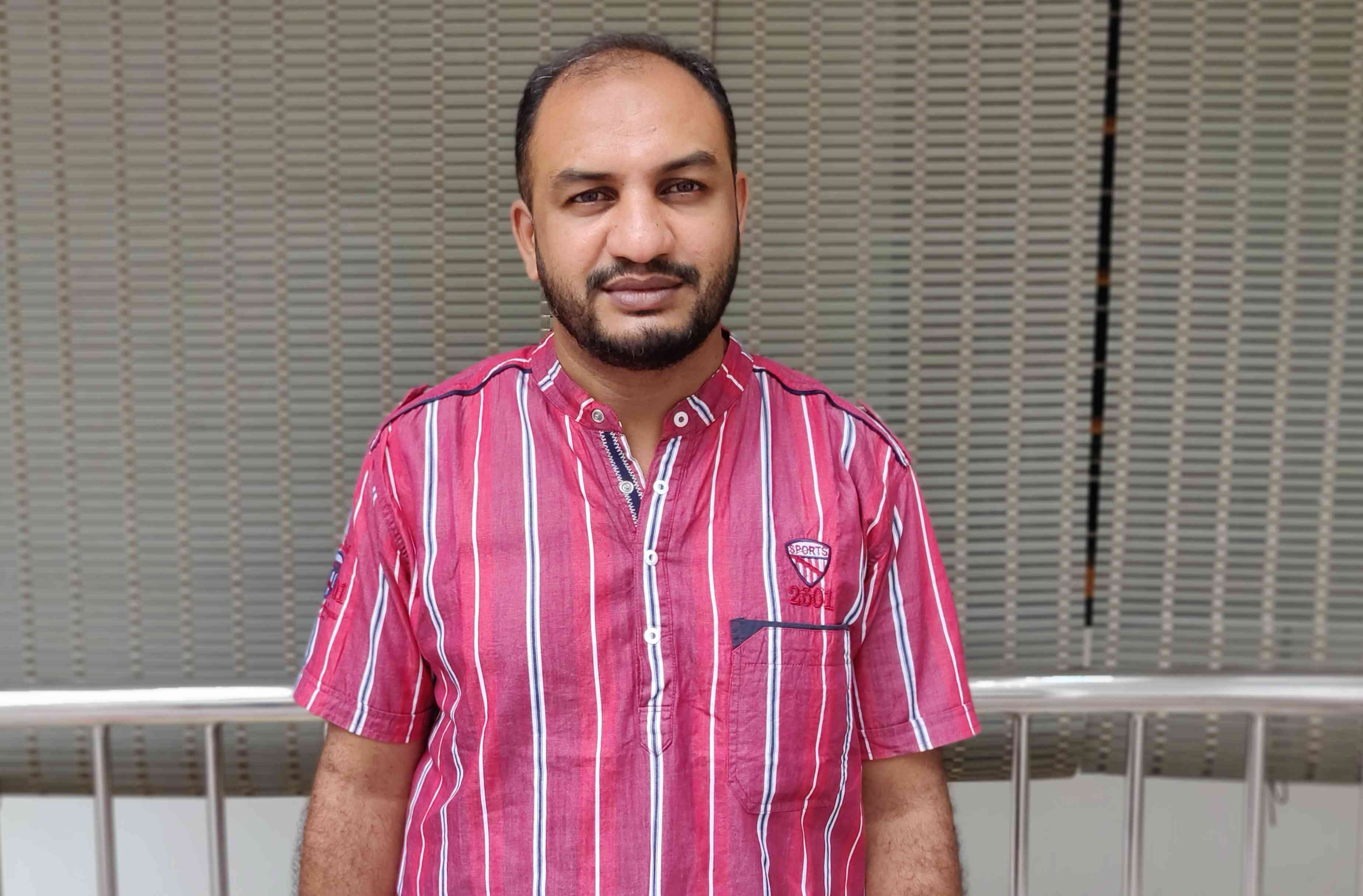 Razik Raheem was accused of making a seditious speech. Photo credit: TA Ameerudheen