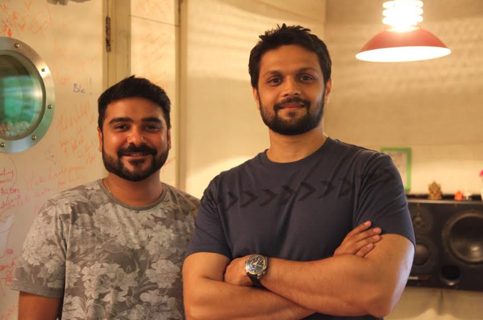 Rohan Pradhan (left) and Rohan Gokhale.