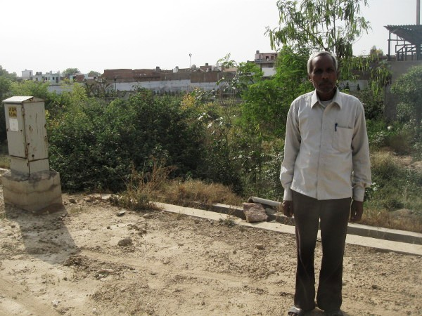 Almost three decades ago in 1990, Radheshyam, 49, was given half an acre of farm land free in his village of Bebar in the western Uttar Pradesh district of Mainpuri. In 1995, rainwater filled a nearby pond and flooded his land. Since then, Radheshyam moved to Agra, 113 km to the west, and he worked whatever job he could find. Steeped in debt, he now believes that the land he got after the Uttar Pradesh Zamindari Abolition and Land Reforms Act, 1950, was too little to change his life.