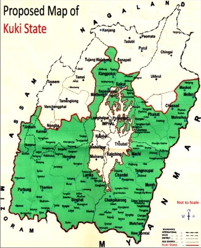 Propose KUKILAND Map. Image credit: Eimite/Wikimedia Commons [Licensed under CC BY 4.0]