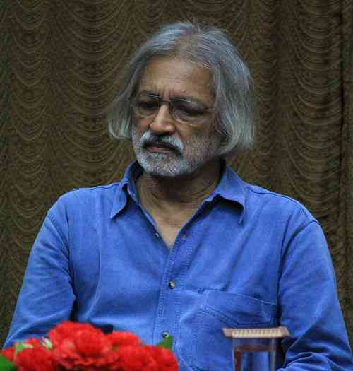 Anand Patwardhan.