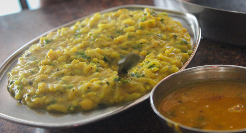 Dal Khichdi. Credit: Wikimedia Commons.