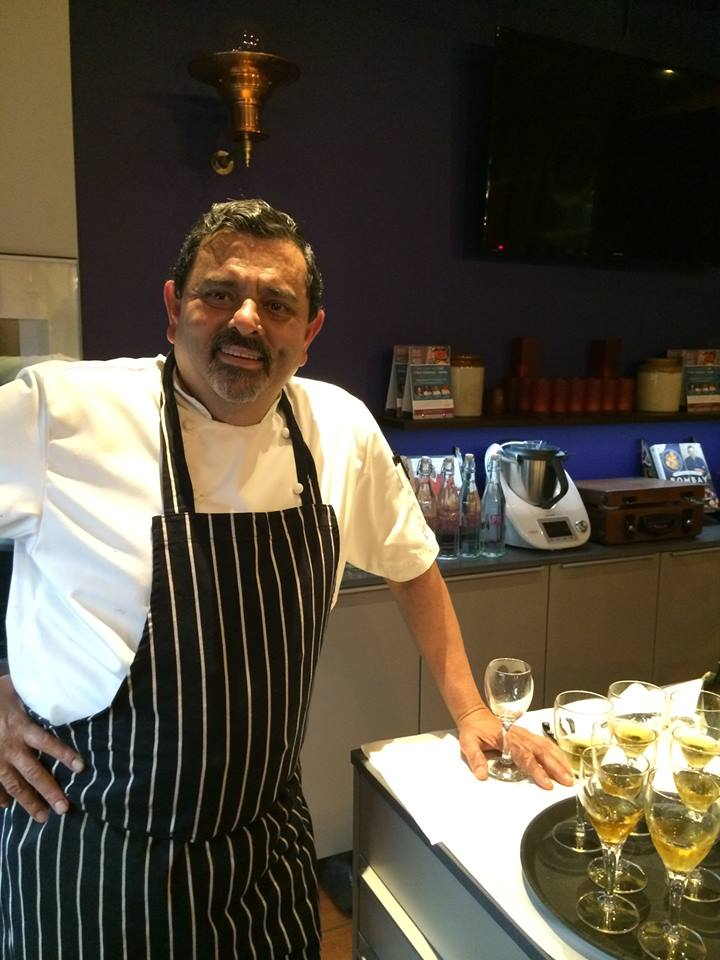 Cyrus Todiwala. Photo credit: Cyrus Todiwala/Facebook