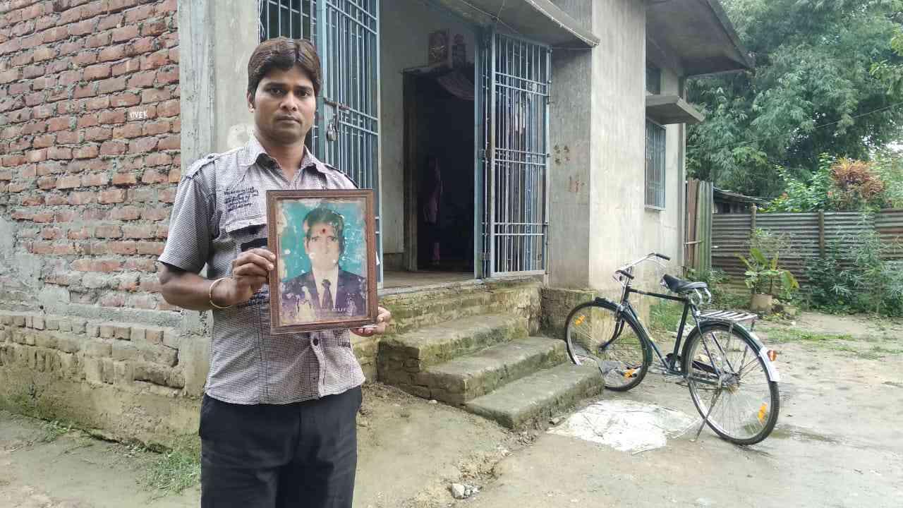 Ajay Gupta, son of Banta Prasad.