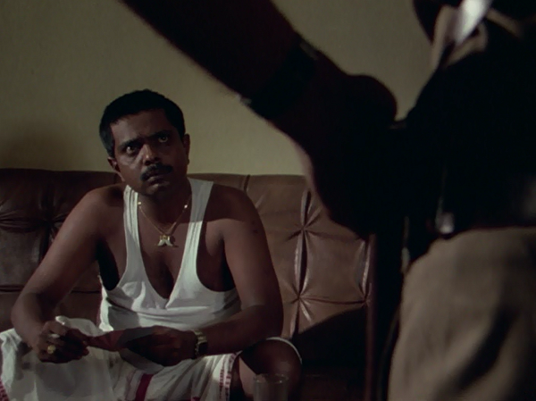 Sadashiv Amrapurkar in Ardh Satya (1983). Courtesy Neo Films Associates.