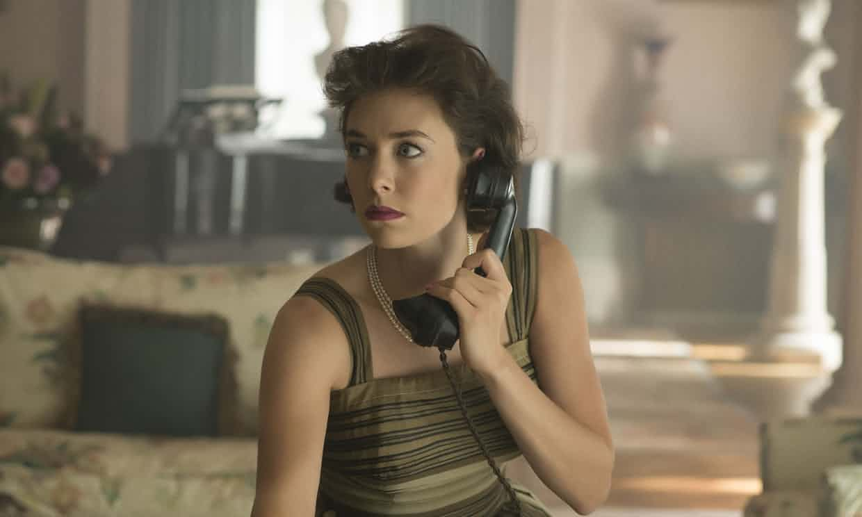 Vanessa Kirby as Princess Margaret in The Crown. Courtesy Netflix.