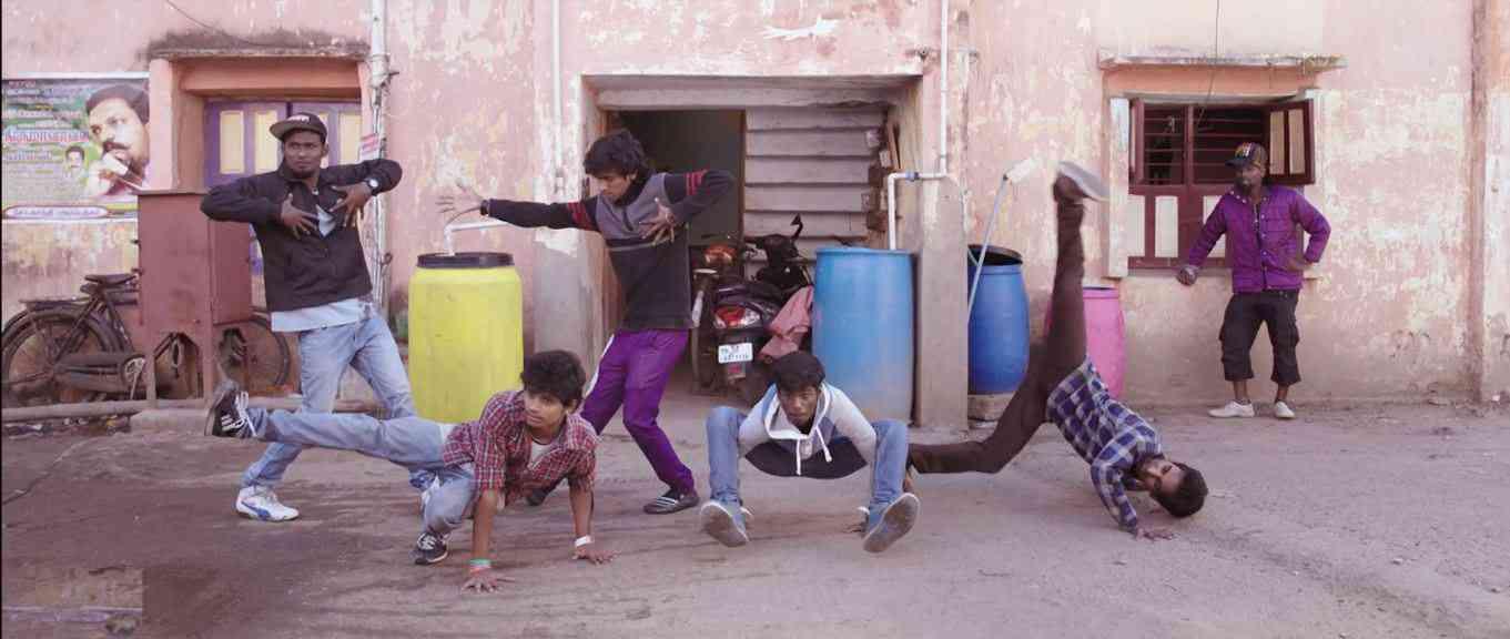 Pa Ranjith's Madras. Courtesy Studio Green.