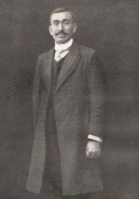 A Yusuf Ali from Træk af Indiens Kultur. Photo credit: British Library