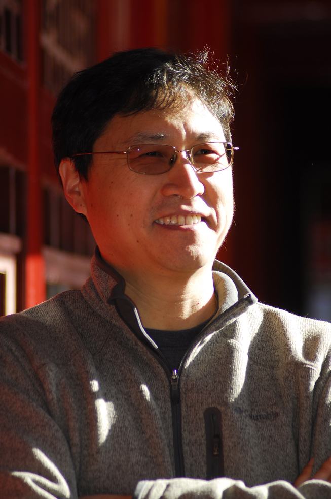 Xiabo Zhang, senior research fellow at International Food Policy Research Institute and distinguished professor of economics at Peking University.