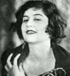 Actress Lita Grey became pregnant by Charlie Chaplin at the age of 16. Image courtesy Famous Film Folk.