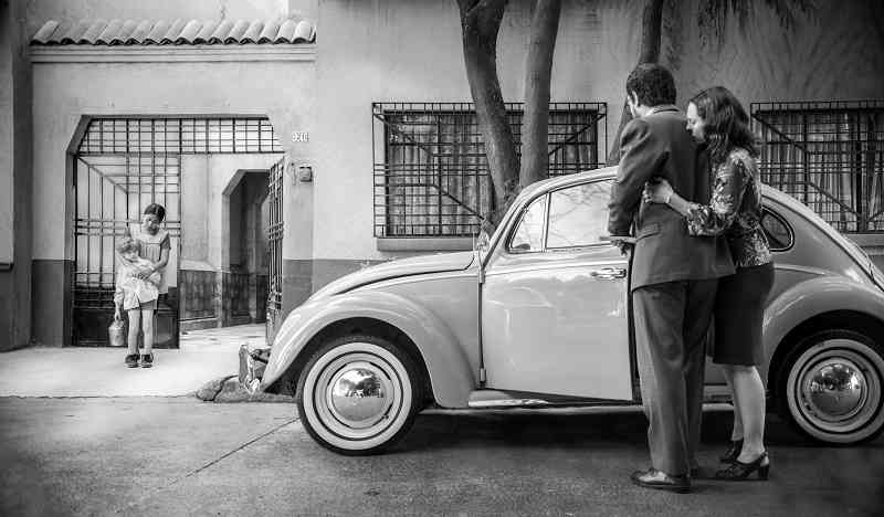 Roma (2018). Courtesy Netflix.