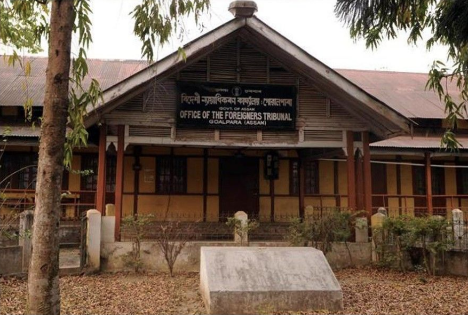 A large number of inmates at Assam's detention centres have been incarcerated indefinitely on the basis of ex-parte orders from the Foreigners' Tribunals, without being heard. (Photo credit: HT)