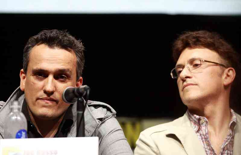 Joe Russo (left) and Anthony Russo. Courtesy: Wikipedia.