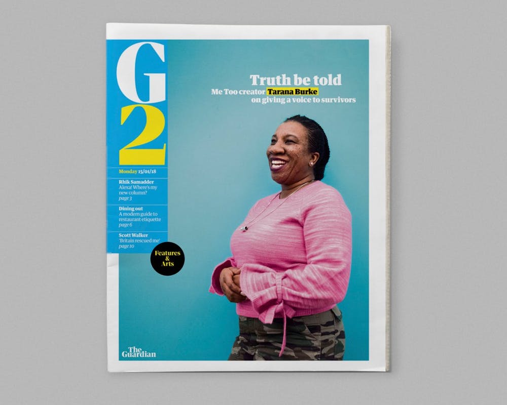 New-look lift-out G2 supplement. The Guardian