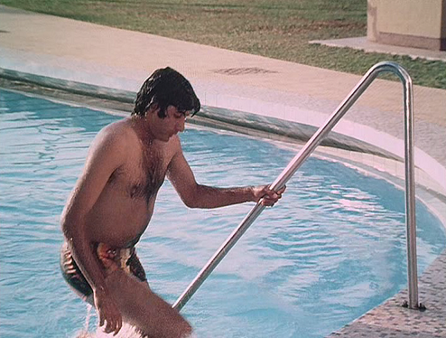 Amitabh Bachchan in 'Don'.