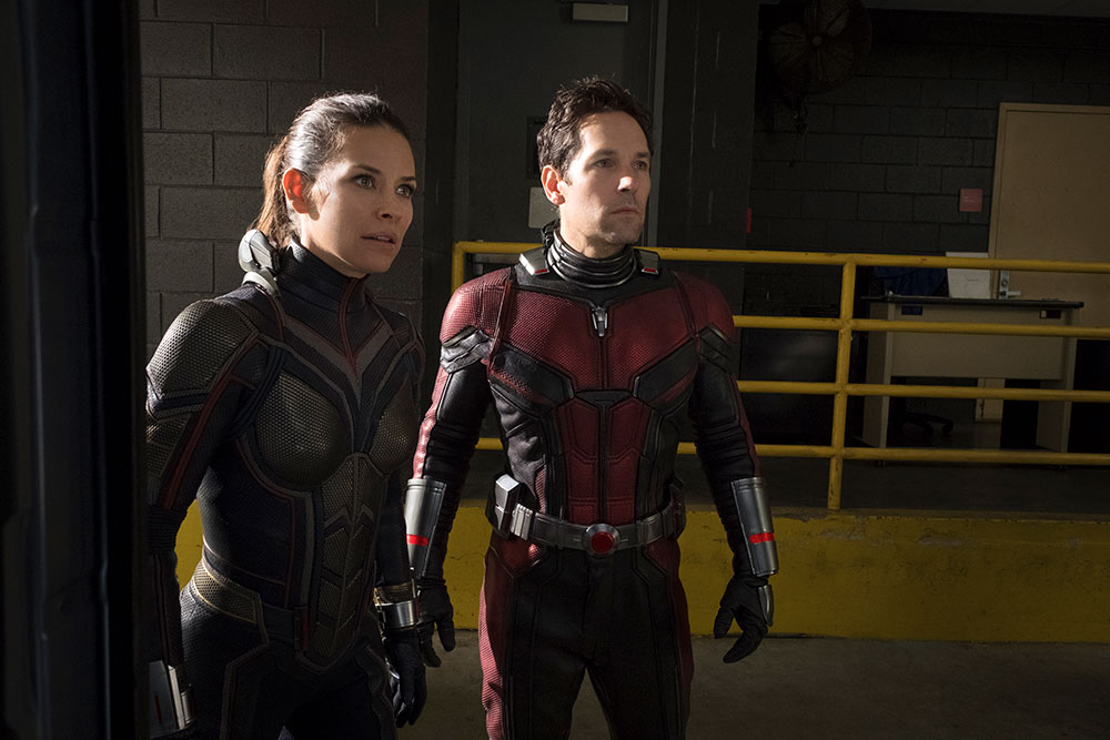 Ant-Man and the Wasp. Image credit: Marvel Studios.