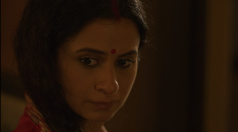 Rasika Dugal in Mirzapur. Courtesy Excel Entertainment/Amazon Prime Video.