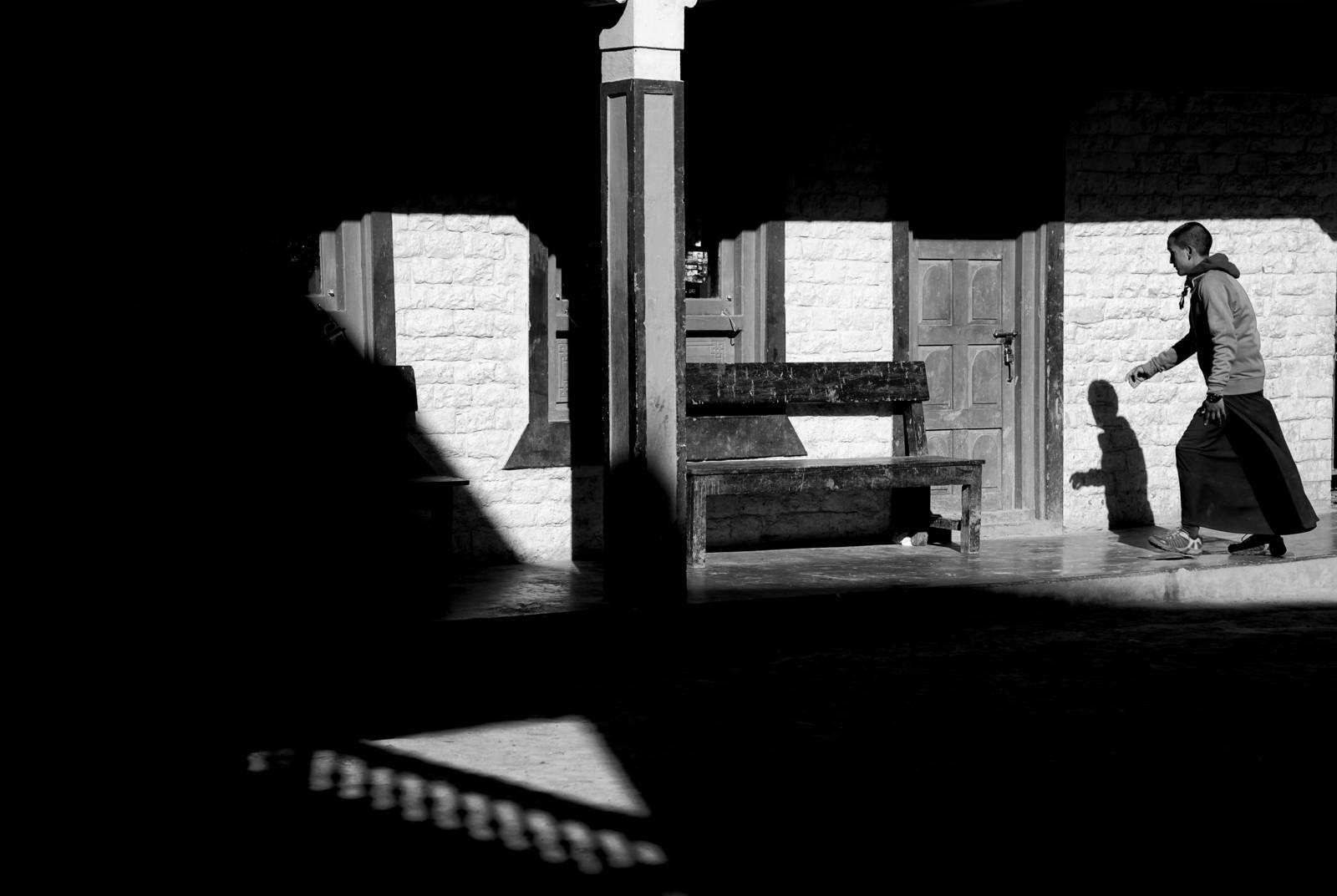 Kag Chode Thupten Samphel Ling monastery in Kagbeni. Image credit: Sujoy Das