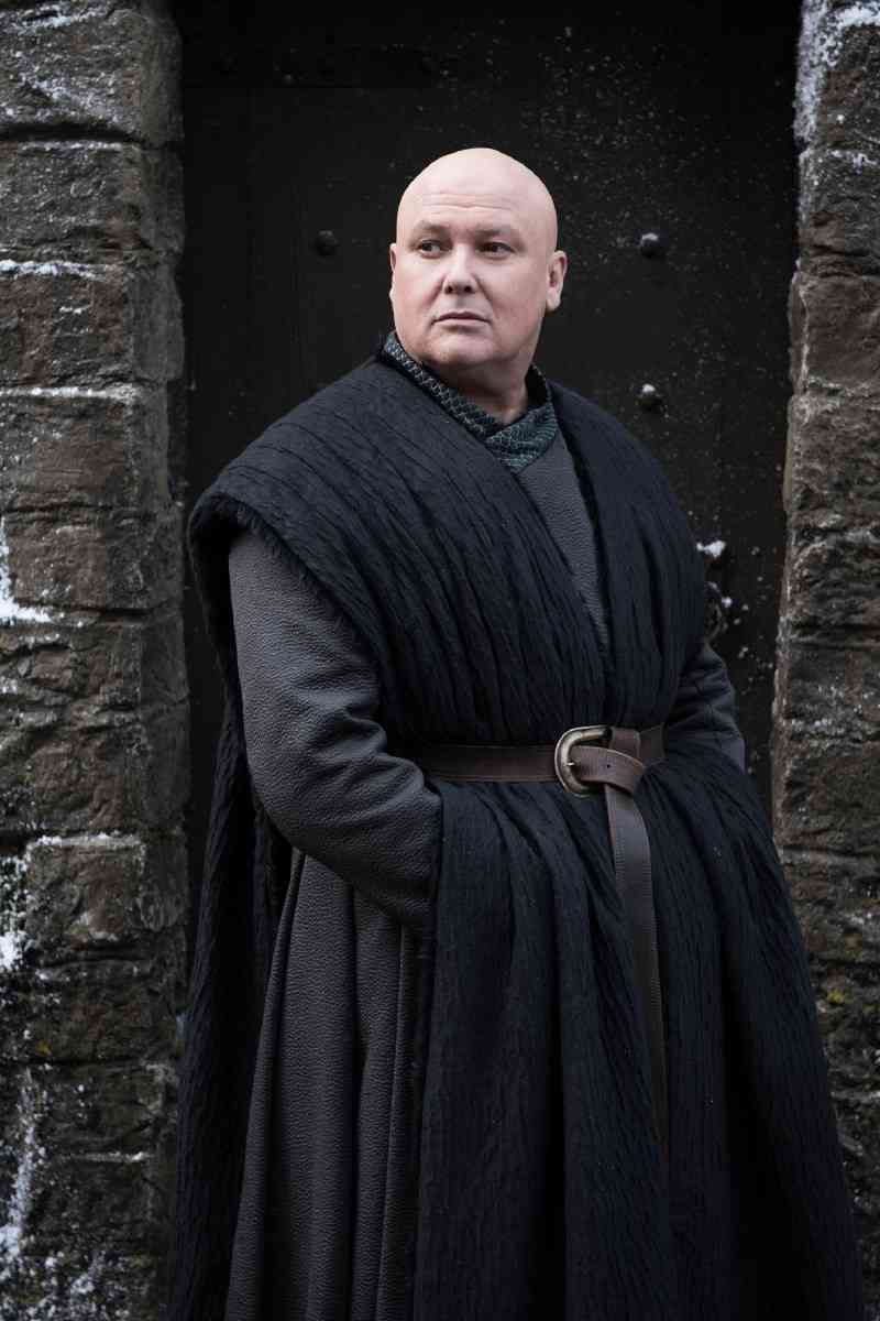 Conleth Hill as Varys. Courtesy HBO.