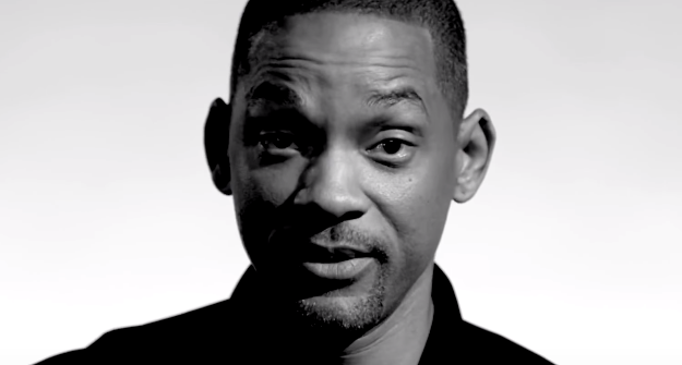 Actor Will Smith co-hosts One Strange Rock. Image credit: National Geographic.