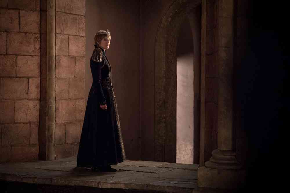 Lena Headey as Cersei Lannister. Courtesy HBO.