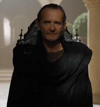Qyburn (Anton Lesser). Courtesy HBO.