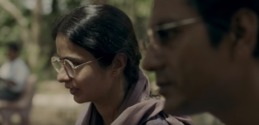 Rasika Dugal in Manto. Image credit: Viacom18 Motion Pictures.