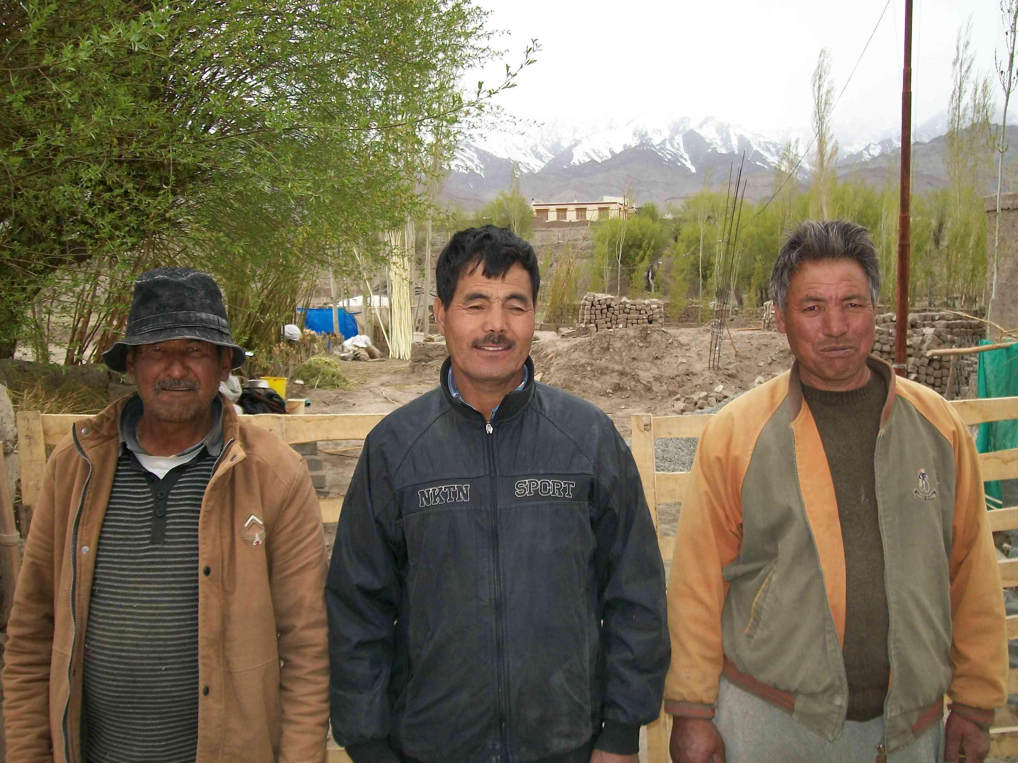 Buddhist and Muslim residents of Chushot village take a wry view of promises to grant Union Territory status to Ladakh.
