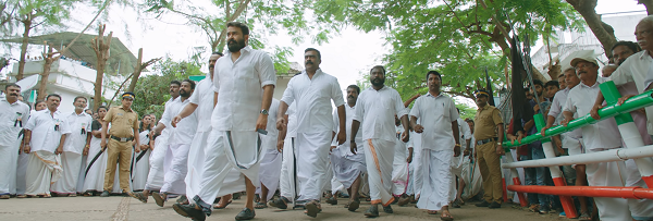 Malayalam movie 'Lucifer' revisited: Many characters but
