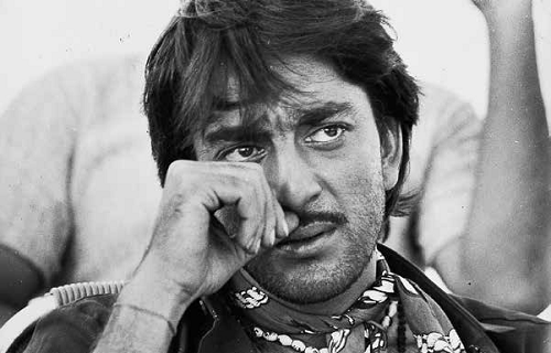 Sanjay Dutt. Courtesy Sanjay Dutt, One Man Many Lives, Rupa Publications.